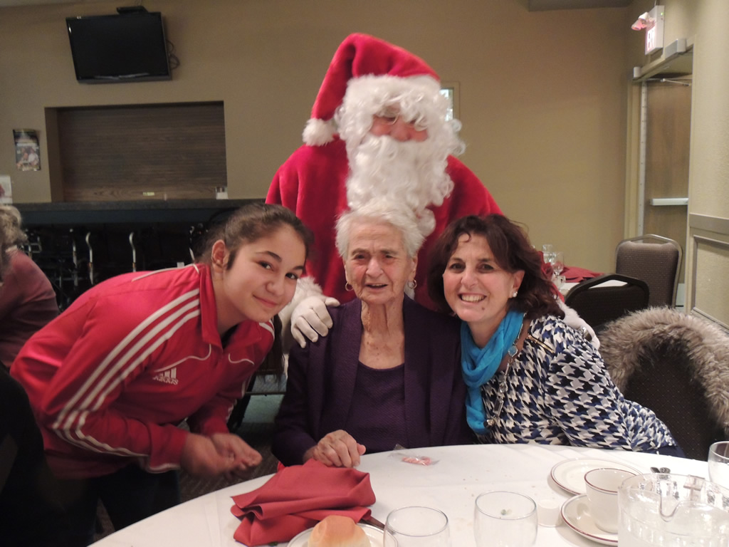 Resident Family Christmas Party-2015